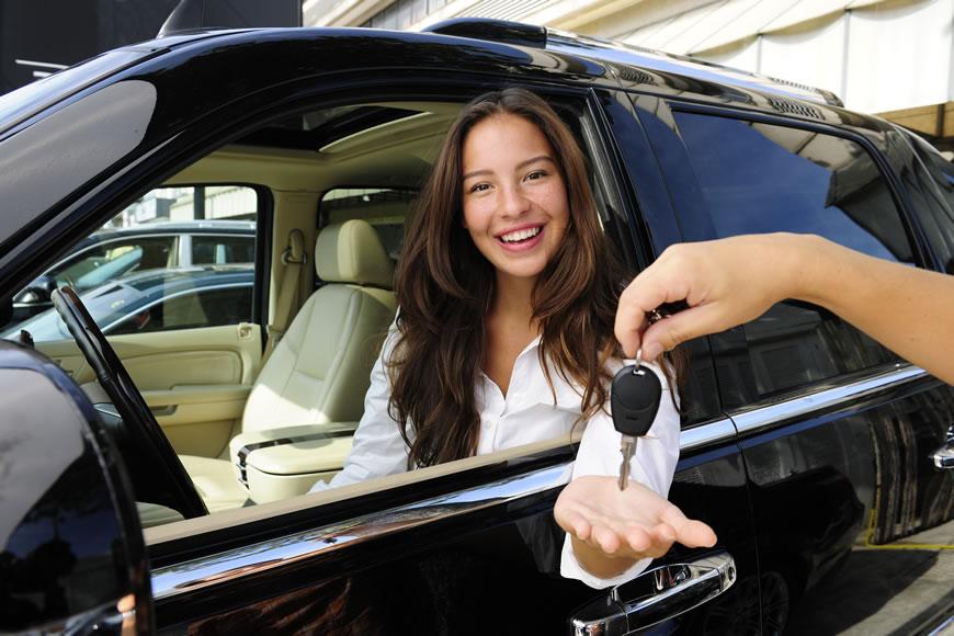 buying first car
